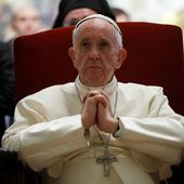 Pope calls gender theory a 'global war' on marriage and family