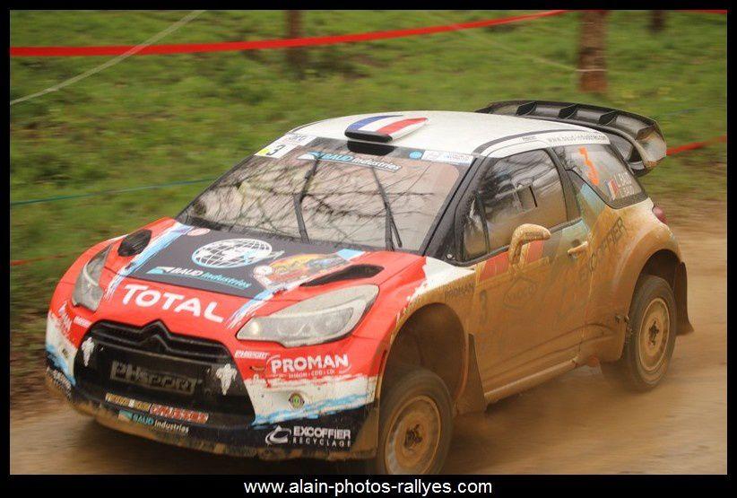 Rallye Terre des Causses 2019