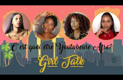 The Poyos Podcast - Girl Talk I C'est quoi être Youtubeuse Afro I Ep. 2