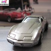 CHEVROLET CORVETTE 1979 SUPER JACK CITY 1/64 - car-collector.net