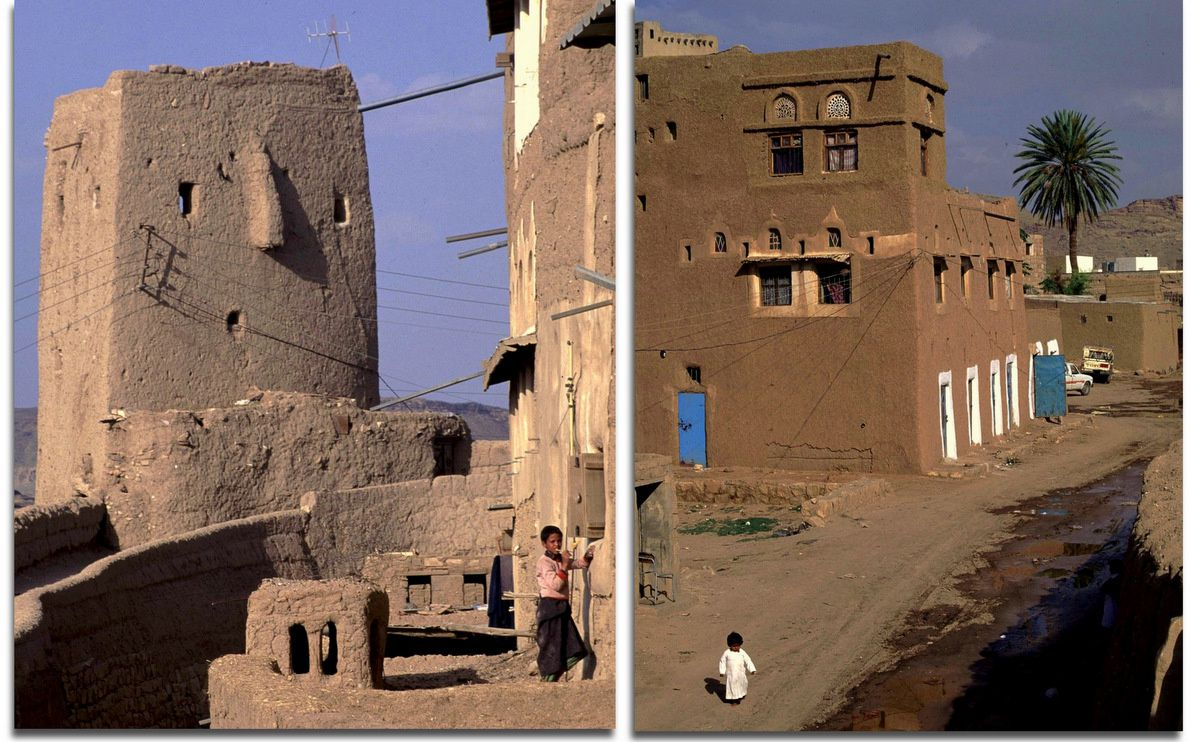 """YEMEN - ARCHITECTURE : """"EN TOUT YEMENITE, SOMMEILLE UN ARCHITECTE"""""""