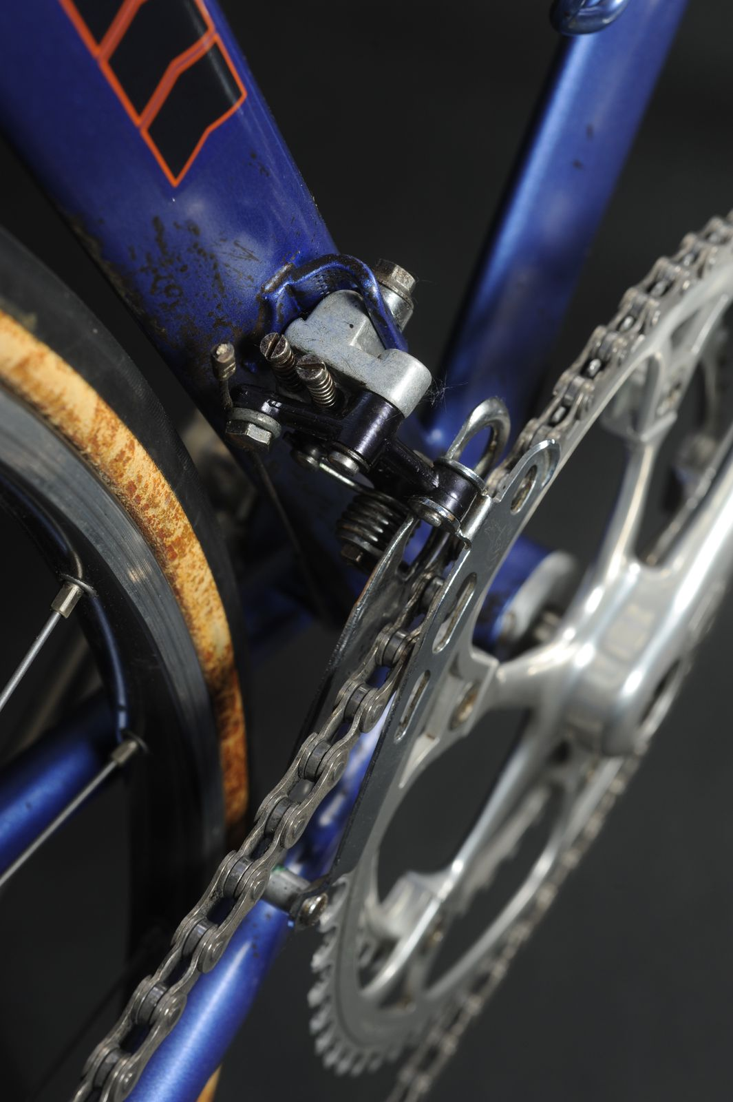 """Vélo GITANE """"Profil"""" 1982."""