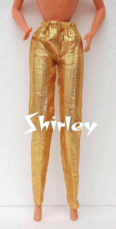 """GOLDEN DREAM"" BARBIE DOLL CLOTHES 1980 MATTEL #1874"