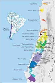 Viticulture dans les Vallées de Bio-Bio et de l'Itata