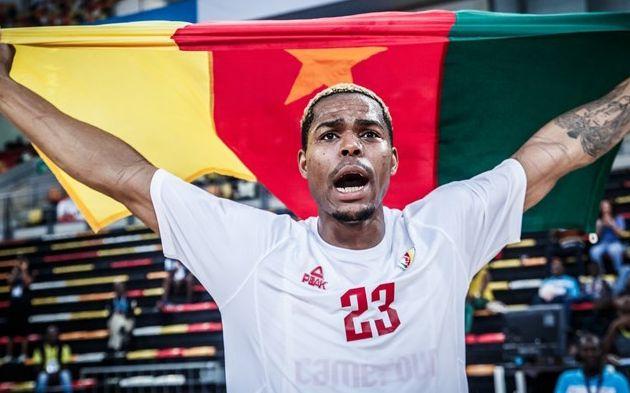 Benoît Mbala : C'est une bénédiction et un honneur de jouer pour mon équipe nationale