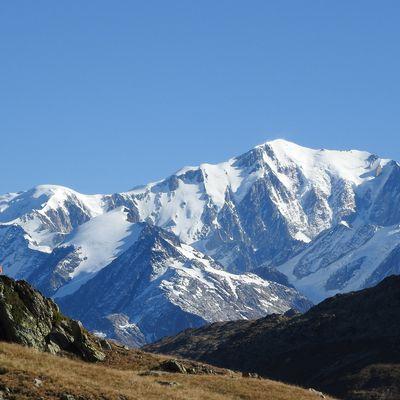 Sous la Montagne d'Outray - Crête du point 2180m par le Plan du Mont