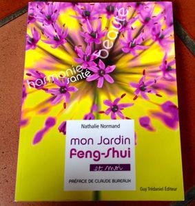 Mon Jardin bleu Feng Shui