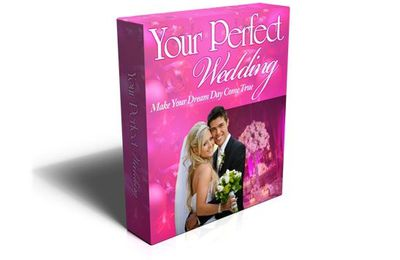 Learn how to plan your perfect wedding with this ebook