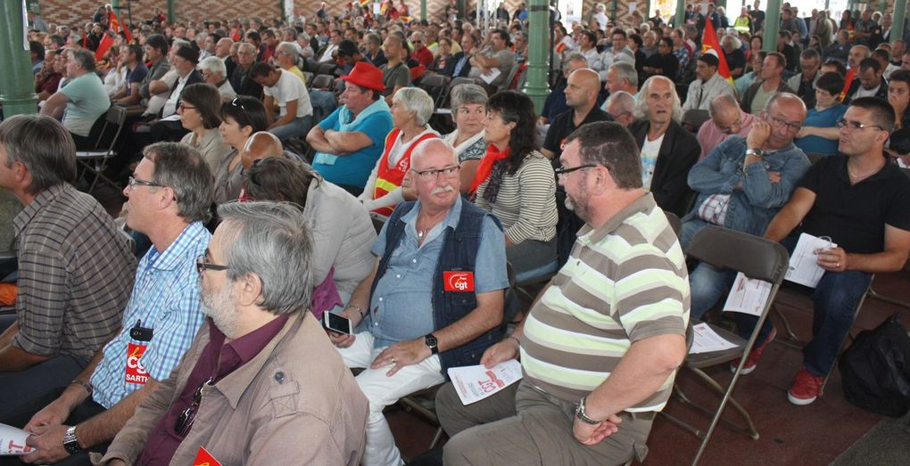 800 militants au meeting à Rennes le 3 septembre