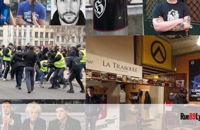 A la une : L'extrême droite à Lyon : panorama d'une galaxie de groupuscules + au sommaire du Cercle Jean Moulin 25 Octobre 2021, 24 nouveaux articles