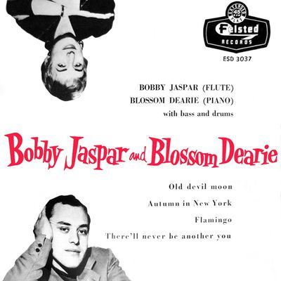 Bobby Jaspar Quartet with Blossom Dearie (Barclay, 1956)