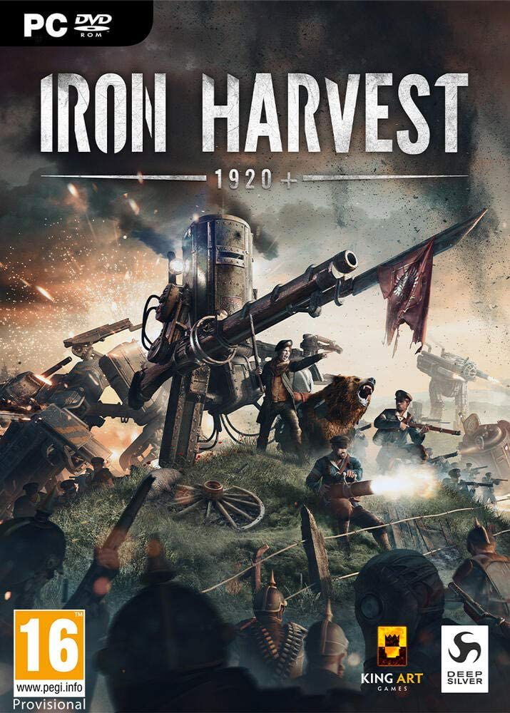 [TEST] IRON HARVEST 1920 + PC : Original dans son univers mais pas dans le gameplay