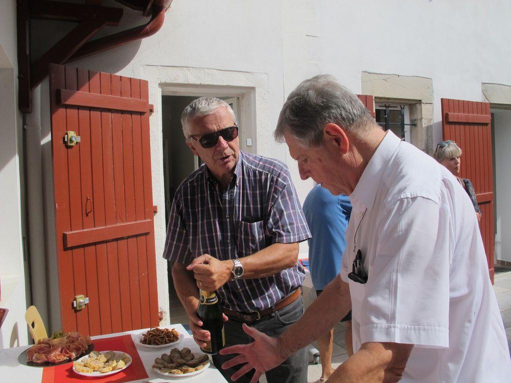 SOUVENIR du vendredi 21.09.18 avec Père Janvier et Béatrice