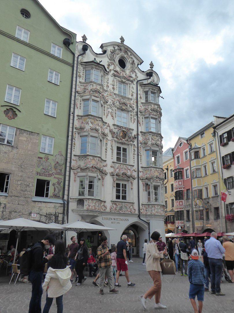 Lundi 23 août 2021 - J23 - Salzburg et Innsbruck