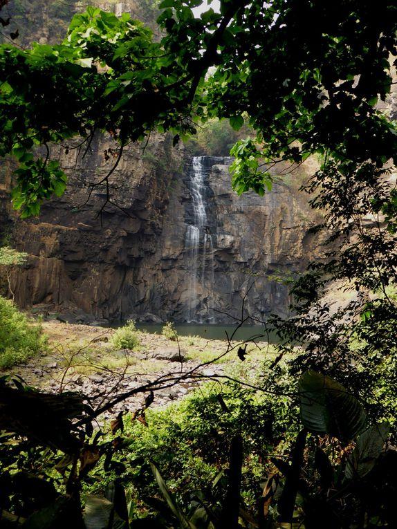 Chutes de Kambadaga : à la recherche de la 3ème chute ! (1ère partie)