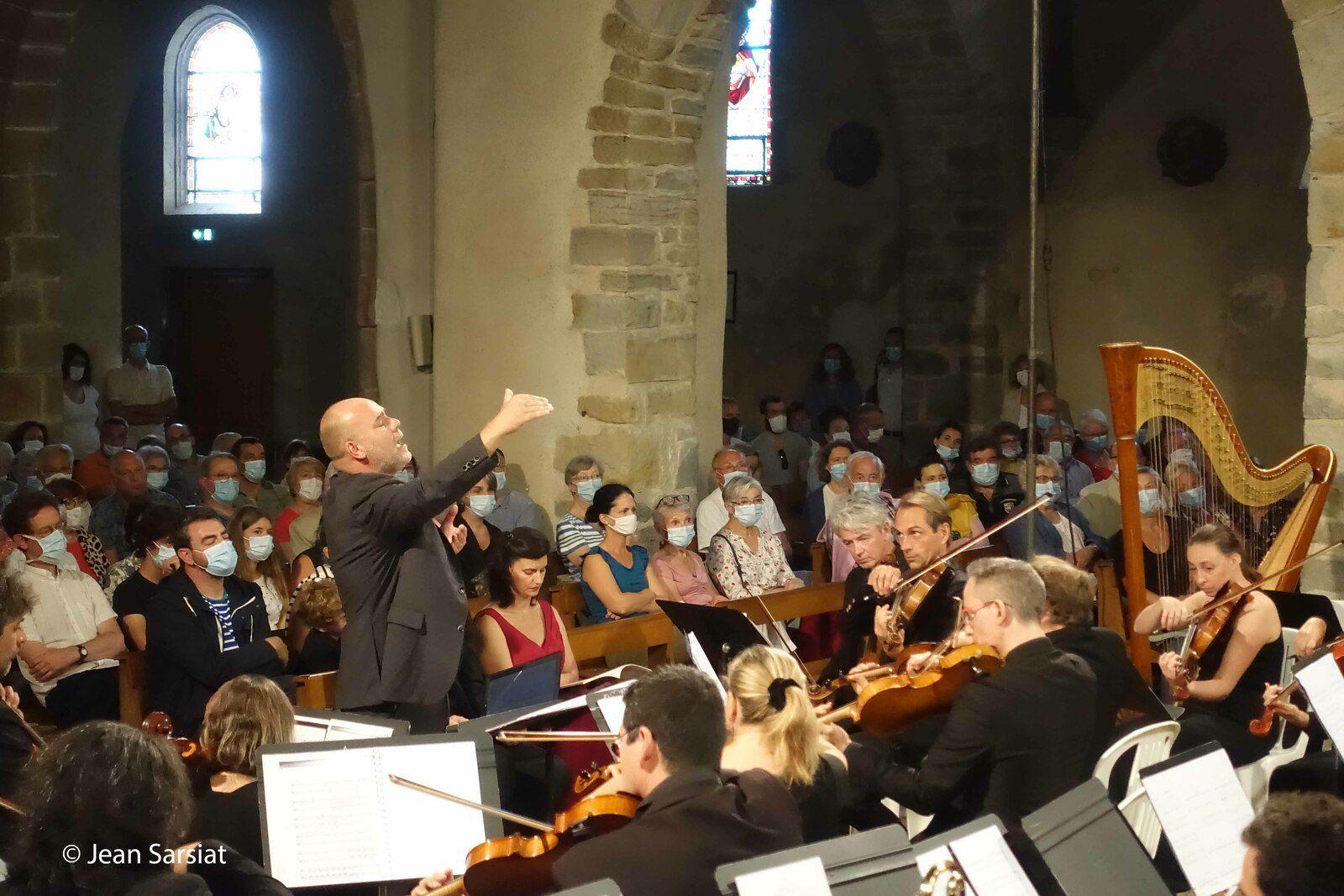 PIERRES LYRIQUES : Le festival qui embellit l'été en Béarn des gaves