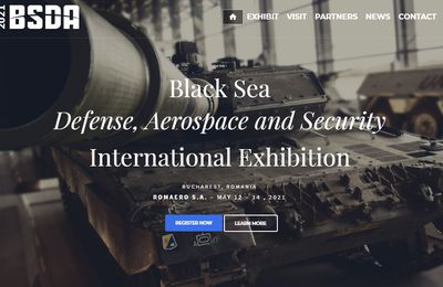 RoumanIE : Agenda – BSDA Black Sea Defense Aerospace 2021 !