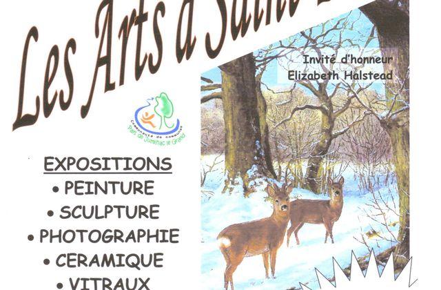 6ème exposition et journée des métiers d'art à Saint-Paul-la-Roche