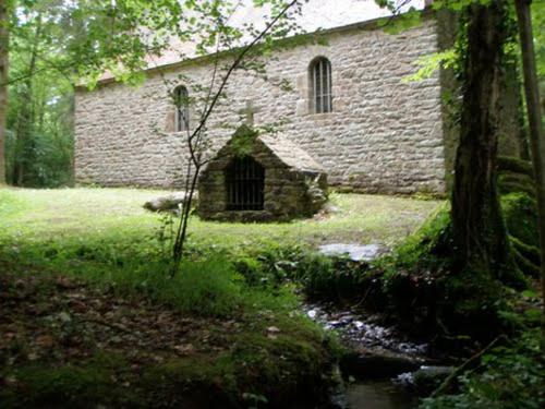 Message de Légonane, Ondine gardienne de la source Saint Maurice à Saint Guyommard 56460