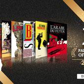 PALMARÈS OFFICIEL 2015 42e Festival international de la bande dessinée d'Angoulême - Site sur la SF et le Fantastique