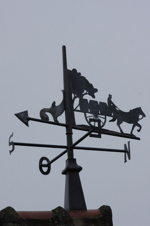 GIROUETTES de Saint Martin le Beau
