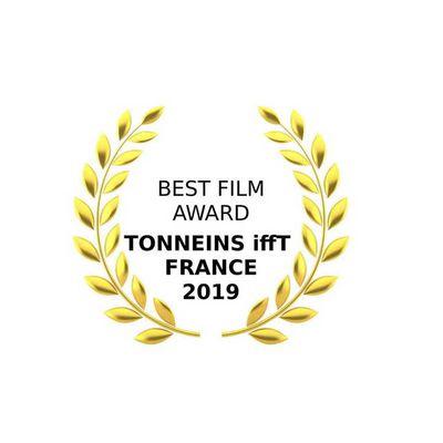 International Film Festival Tonneins FRANCE  iffT 2019 Prix / Awards