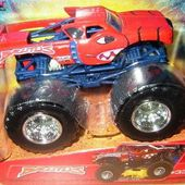 BRUTUS MONSTER JAM HOT WHEELS 1/64 - car-collector.net