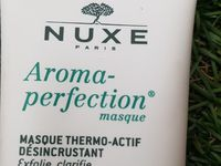 le masque Thermo-Actif Désincrustant Aroma Perfect de Nuxe