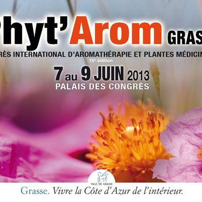 PHYT'AROM 15ème congrès international d'aromathérapie et plantes médicinales