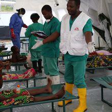 RDC : Kinshasa fait face à l'épidémie de choléra qui se propage à la vitesse V
