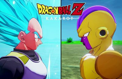 "Nouveau DLC Dragon ball Z Kakarot ""A new power awakens"" part 2"