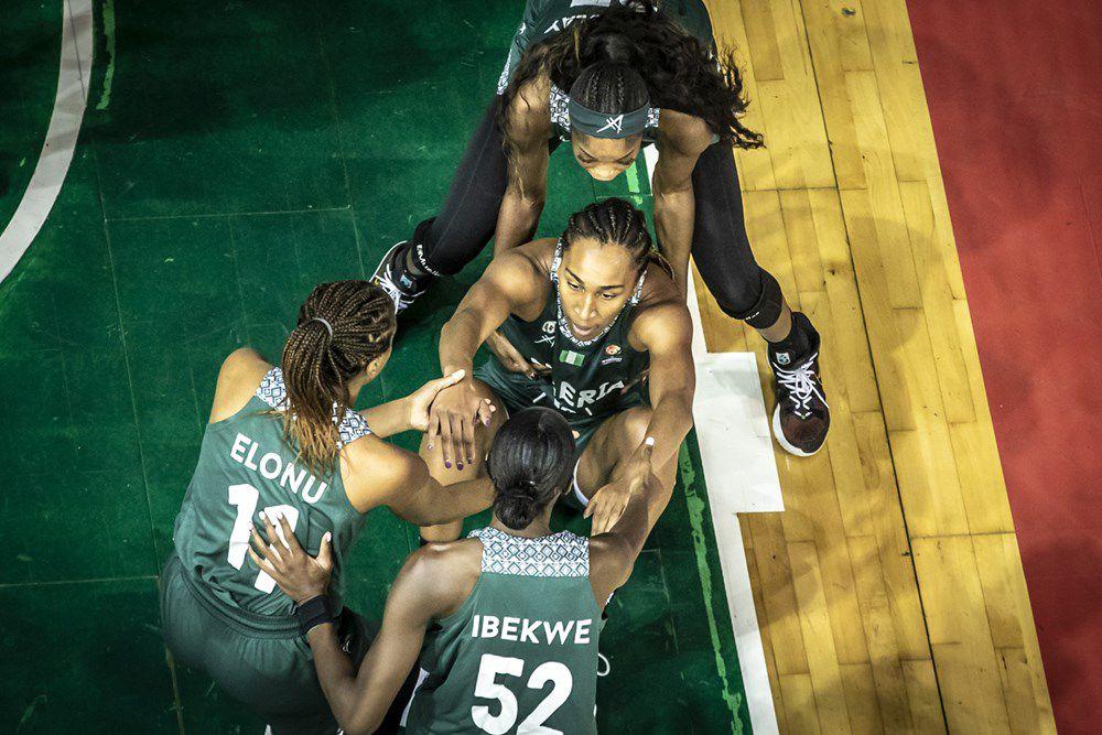 AfroBasket Women 2021 : le Nigéria prolonge sa longue série d'invincibilité en corrigeant l'Angola