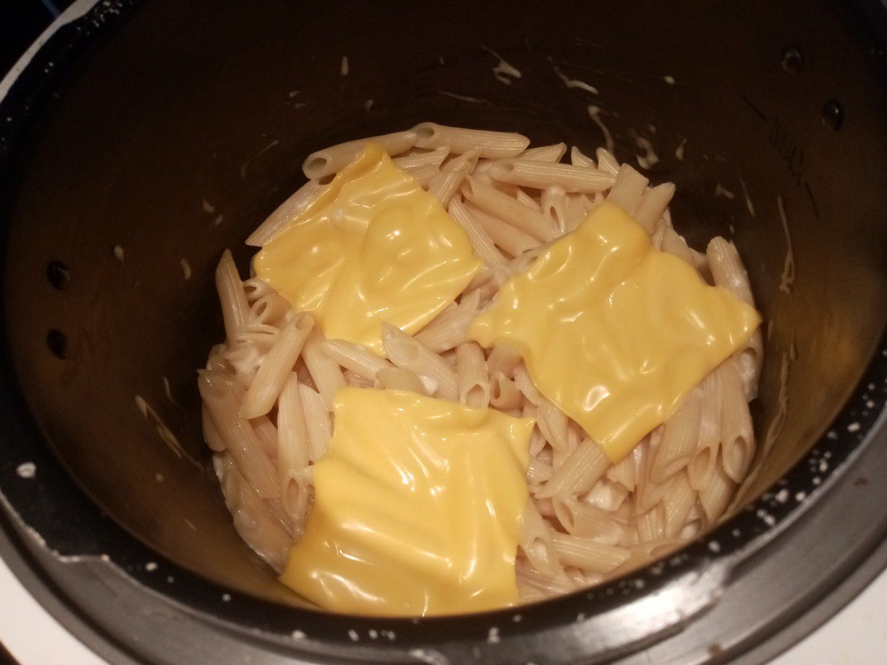 Mac and cheese (extra crisp cookeo)