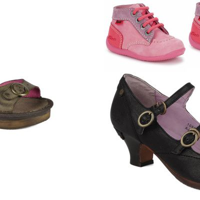 Guide d'achat : chaussure Kickers
