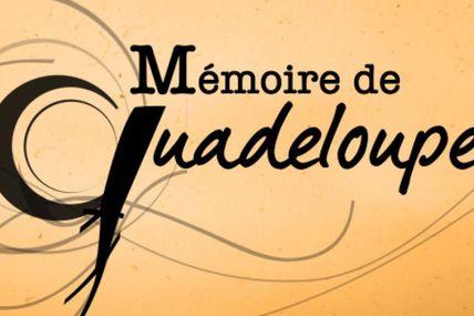 Guadeloupe la 1ère vous propose de revoir l'émission « Mémoires de Guadeloupe » consacrée à Olivier SAHAÏ !