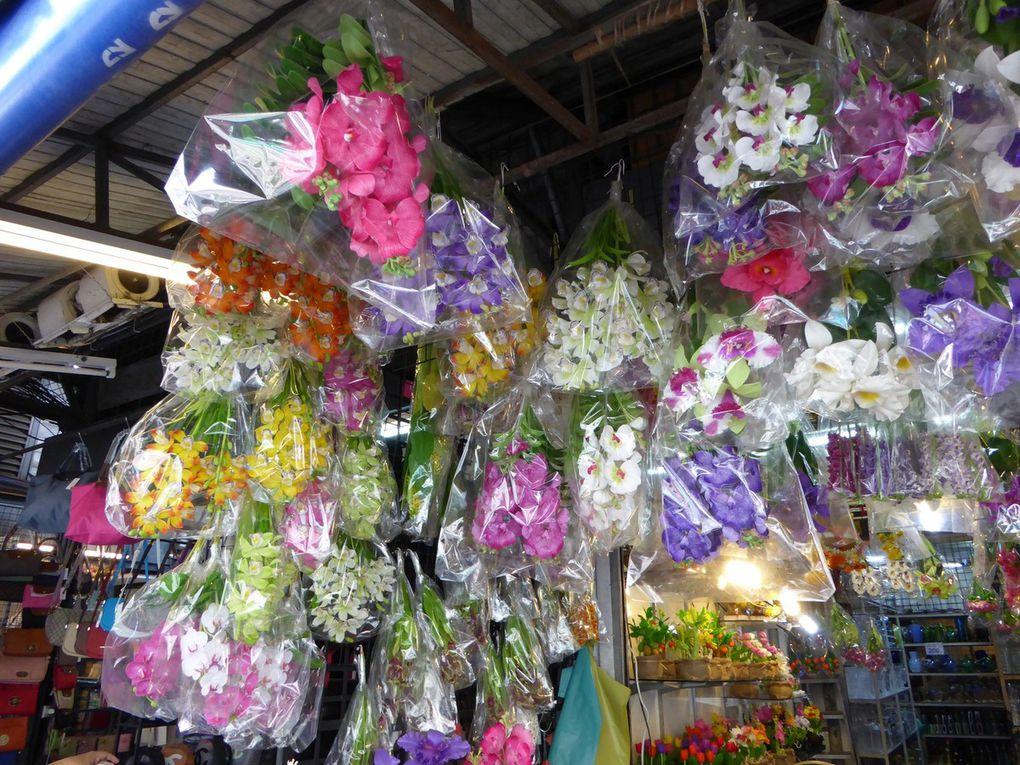 5 - Bangkok - le marché de Chatuchak