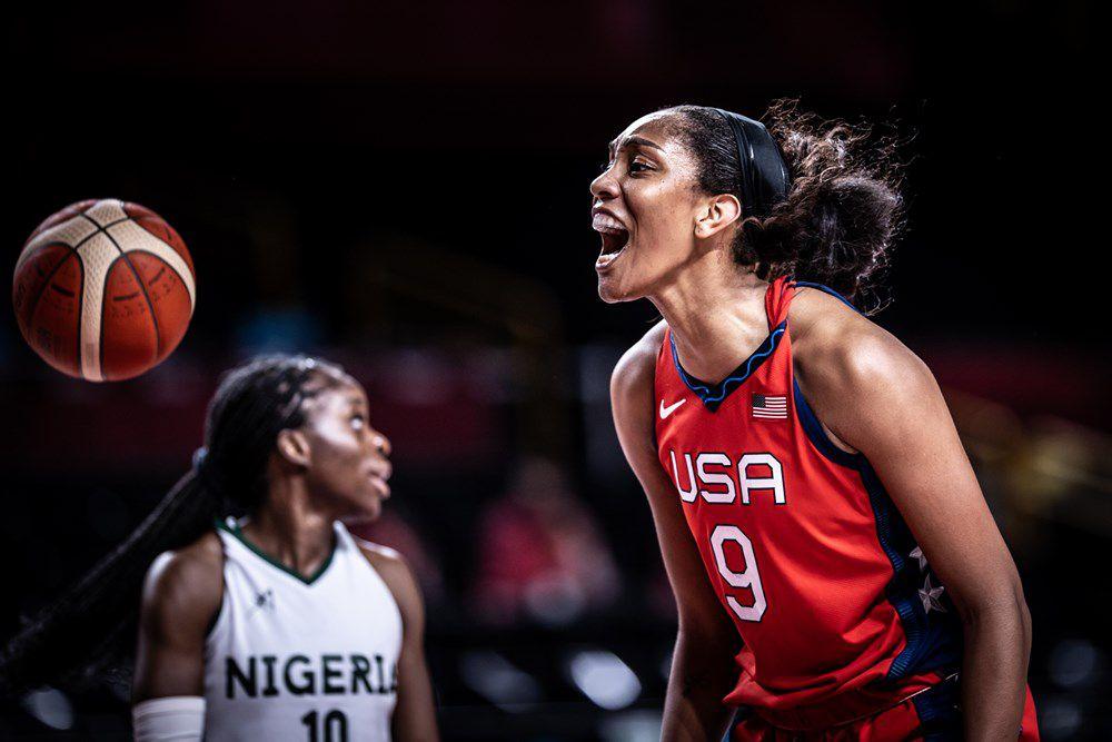 Jeux Olympiques : les D'Tigress du Nigéria font trembler les Américaines à Saitama