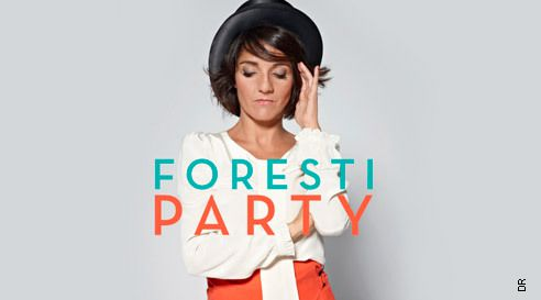 "Mercredi 8 novembre à 21h00 sur NT1 : ""Foresti Party Bercy"""