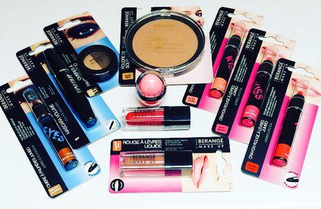 Berangé Make-up Paris - Maquillages à petits prix !