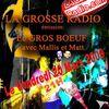 GUMA GUMA invité de LA GROSSE RADIO le vendredi 20 Mars à 21H: émission: LE GROS BOEUF avec Mallis et MATT