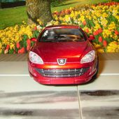 PEUGEOT 407 COUPE 2005 NEWRAY 1/32 - car-collector.net