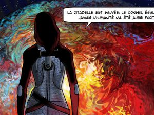FanArt Mass Effect 2