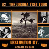U2 -Joshua Tree Tour -23/10/1987 -Lexington -USA- Lexington Center - U2 BLOG