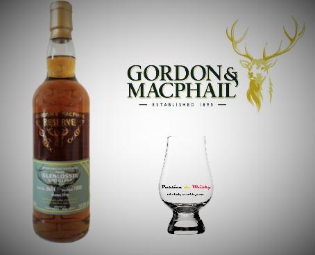 Glenlossie 22Y 'Gordon & MacPhail 1988'