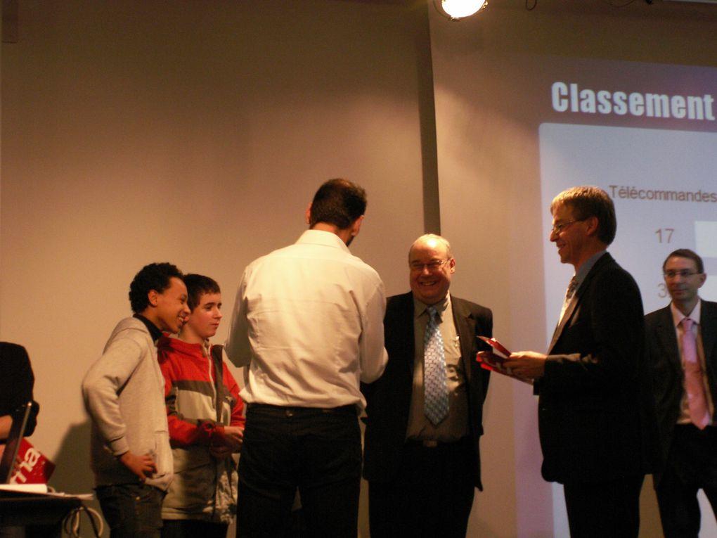 Xème semaine Ecole/entreprise dans l'académie de Reims (du 23 au 27 novembre 2009)