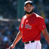 Heart issue ends season for Red Sox's Rodriguez