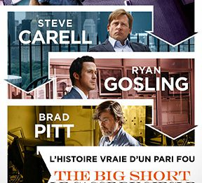 The Big Short - le Casse du siècle