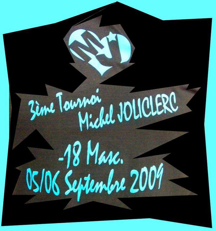 Tournoi -18 Masculins - 5 septembre 2009