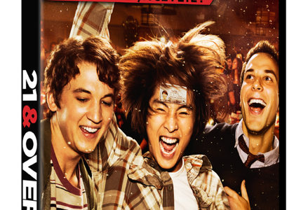"""21 & OVER"", LE 02 JUILLET EN DVD, BLU-RAY & VOD !"