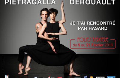 Marie Claude Pietragalla présente Je t'ai Rencontré Par Hasard